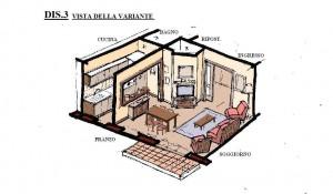 Disegno 3 - Vista