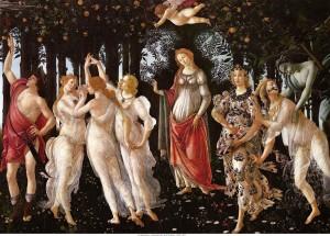 Primavera del Botticelli